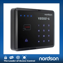 RFID Single Door Access Control Systems & Standalone Touch Screen access controller (NT-V2000-G)