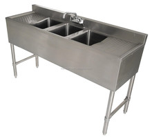 High Quality Rectangular Porcelain Ceramic Kitchen bar Sink