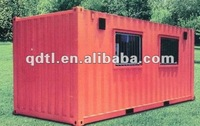Light steel structural prefabricated movable GP40 container house