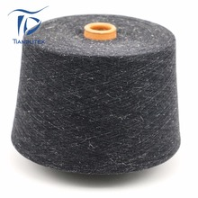 100 polyester filament microfiber bag space dyed yarn