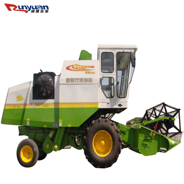 agricultural machinery soya combine harvester 4LZ-2