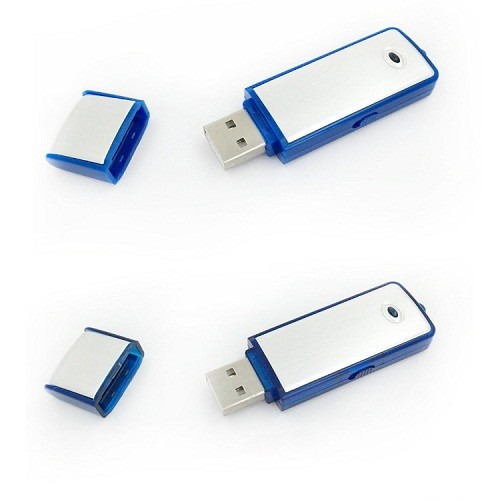 Mini USB Voice Recorder Sound Audio Recorder 8GB with your logo