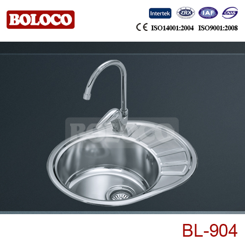 stainless steel sinks / industrial stainless steel wash basins BL-904