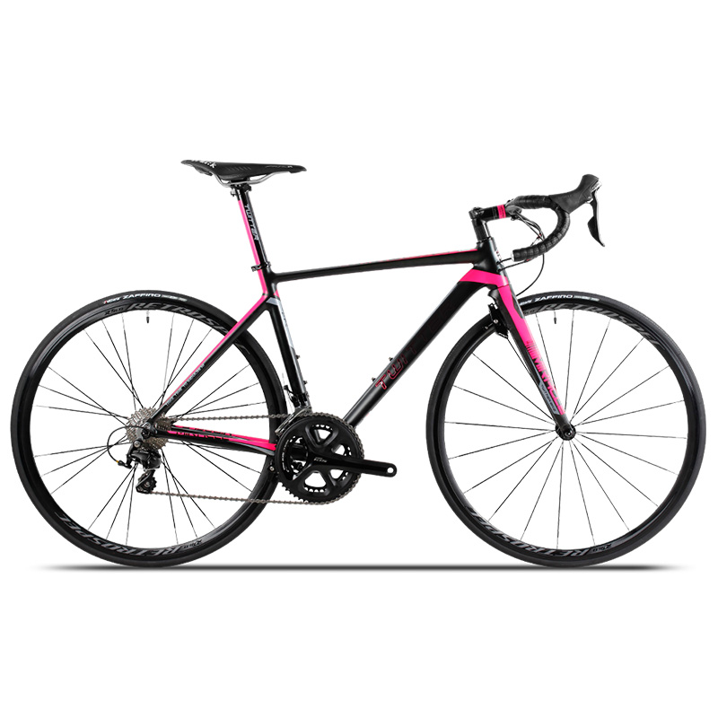 Aerodynamic benefits road bike with 105/5800-22Speed high groupset