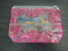 shampoo zipper bag