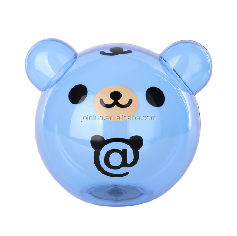 best selling good quality Vinyl Piggy bank Vinyl PVC cartoon Shape Piggy Bank Custom pvc novelty piggy banks