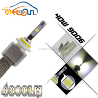 New Design Top Quality CR EE XHP-50 40w 4800lm Highpower Highbright HB3 HB4 9005 9006 Led Headlight