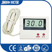 Digital fish tank water temperature thermo fish tank water testing aquarium thermometer JW-7A