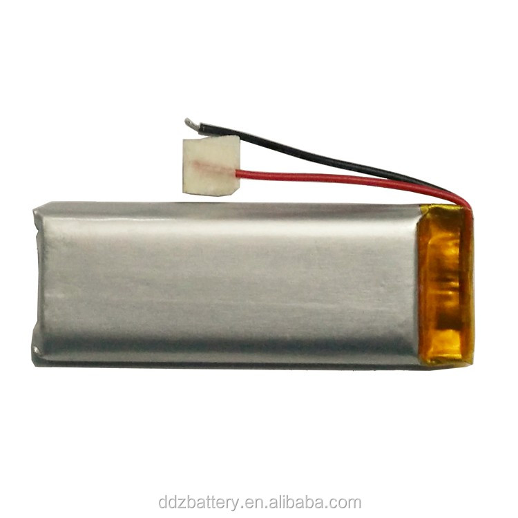 3.7V Consumer Electronics Battery 500mAh 1.85wh