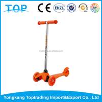 Best selling kick scooter 3 wheel scooter chinese scooter manufacturers