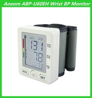 FDA Approval Fully Automatic Digital Wrist Blood Pressure Monitor with Pulse Heart Rate Monitor Function