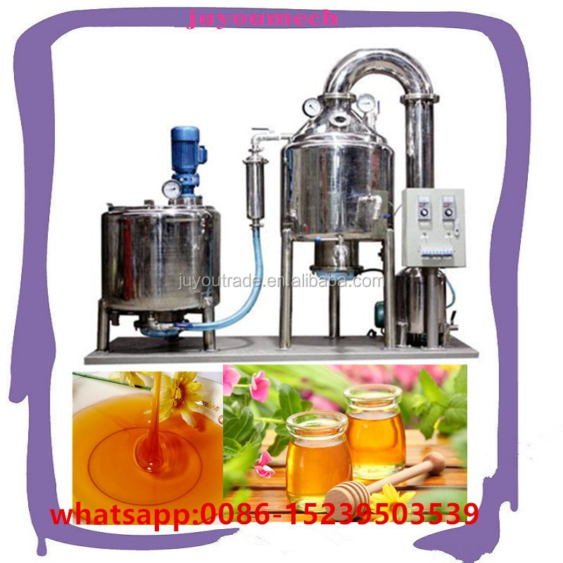 vacuum honey filtering machine