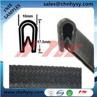 HongYue waterproof extrusion pinch weld with car door seals