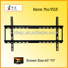 Large size LCD LED PLASMA 3D tv mount tv racks