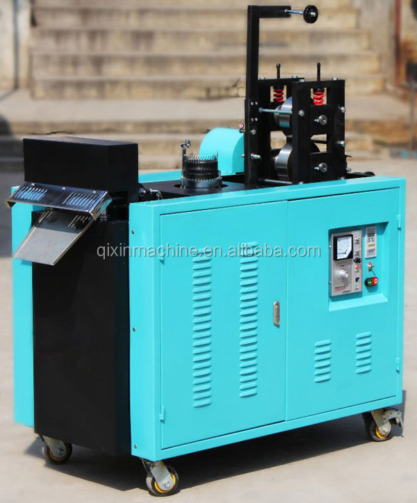 hot selling high quality two-needle tube mesh scourer making machine