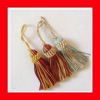 Fashion Tassel for Boots