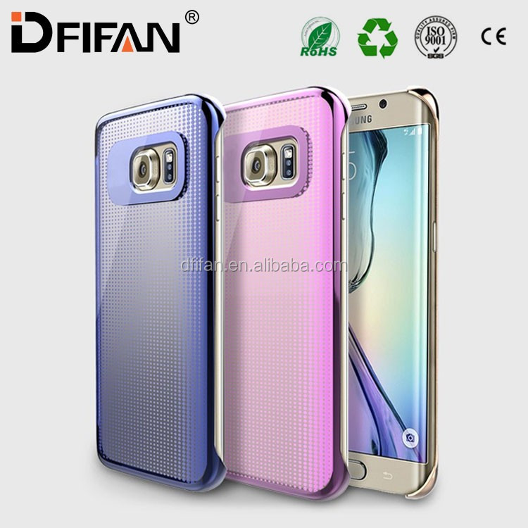 New arrival metalizing hard case for samsung s7 Luxury case for galaxy s7 sublimation phone case cover for samsung galaxy s7