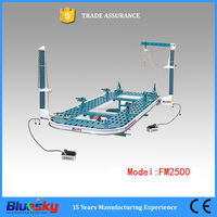 2015 new product car bench/chassis liner/car body maintenance bench