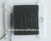 SILVER FIBER CONDUCTIVE YARN FOR TOUCH SCREEN