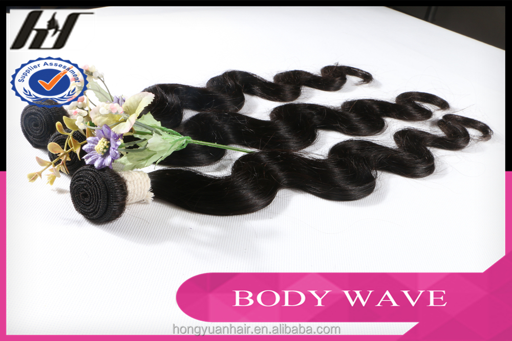 Hair Products long virgin human brazilian hair, high quality great lengths brazilian hair extension