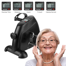 HYE-20120 Elderly Fitness Gym Equipment Portable Mini Exercise Bike