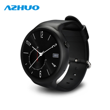 2017 New Android 5.1 GPS Smart Watch I4 16G ROM 1G RAM Smartwatch Support 3G WIFI Heart Rate Sensor