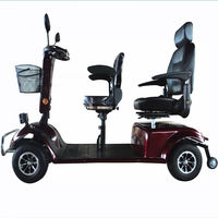 super good quality 2 seats mobility scooter