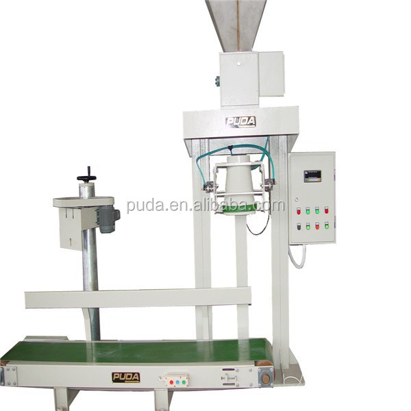 5kg free flow weighing and packing machines supplier