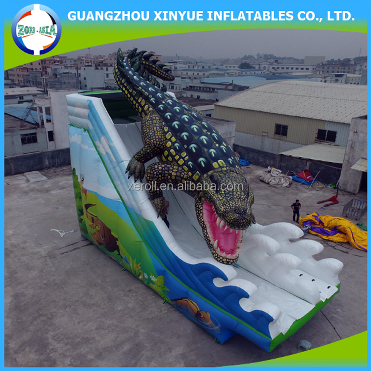 2017 latest giant inflatable slide for sale
