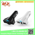MINGXIN NEW DESIGN Cute Plane Outlook Mobile Phone Car Charger / Cigarette Lighter Plug