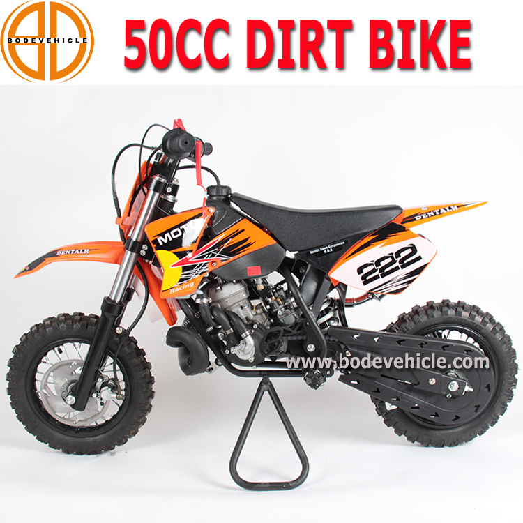 Bode new Type gas water-cooled 49cc 50cc Mini kids dirt bikes for sale cheap similar K-T-M