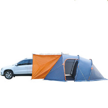 Portable SUV Truck Garage Camper Awning Shelter Cover Outdoor Car Camping Family Tunnel Tent