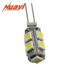 Hot Sale Auto Smd High Brightness 12V G4 Led Light Bulb
