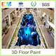 first choice 3D floor painting transparent clear liquid epoxy resin paint