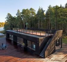 20ft, 40ft Standard Shipping Modified Container Living House