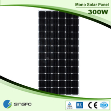 New Design Cheap 300W Price Per Watt Solar Panels In India
