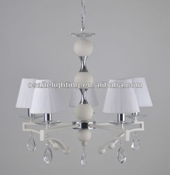 Energy saving Crystal pendant lights for furniture living room