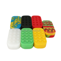2014 Hot Selling butane hash oil silicone container