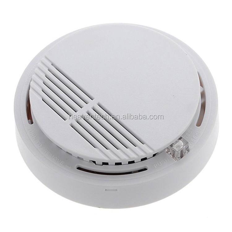 fire alarm wireless smoke detector 433mhz work standalone or linked with alarm systems buy. Black Bedroom Furniture Sets. Home Design Ideas