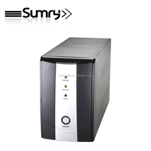 High Frequency Uninterruptible Sine Wave UPS Power Supply 1KVA 220V/Computer UPS/Offline UPS