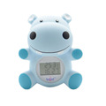 lovely cow baby bathing thermometer temperature senser with LCD backlight