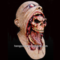 Hot Selling Fashion Full Face Carnival Celebrations Party Costume Latex Mask for Halloween props