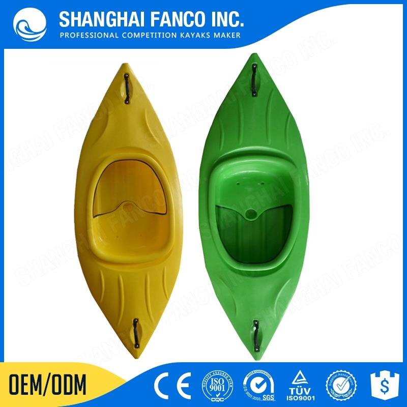China high funny fishing kayak with paddle