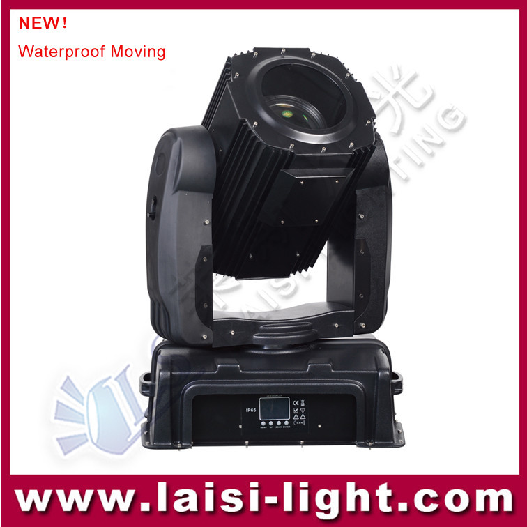 Waterproof weinas moving head light / CE ROHS 350w beam outdoor lighting