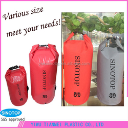 Factory sales directly Roll Top Compression Sack waterproof dry bag for Beach, Boating, Hiking, Camping,kayak