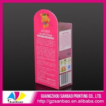 Sales Professional Printing Colourful Box Inserts Packaging For Advertising