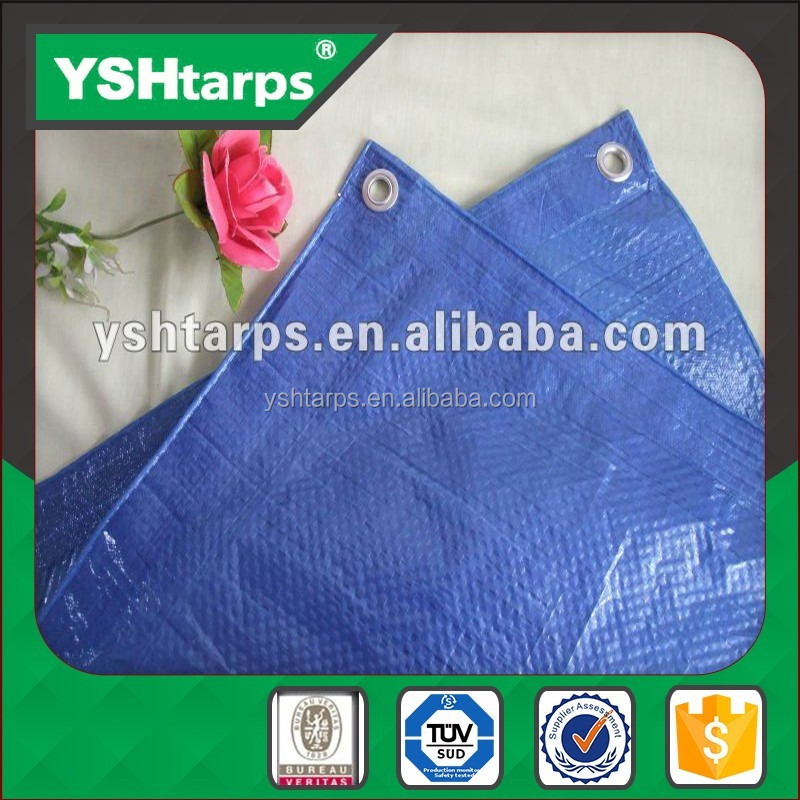 Waterproof Tarpaulin Fabric Plant