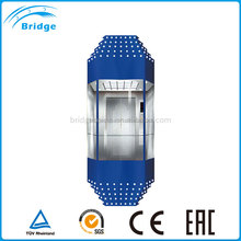 advance door control passenger sightseeing elevator with 1000kg capacity for market