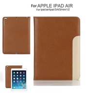 western cowboy leather case for the new ipad case for ipad mini 1/2/3