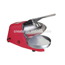 Industrial Colorful Electric Snow Ice Crusher/Ice Breaker Machine